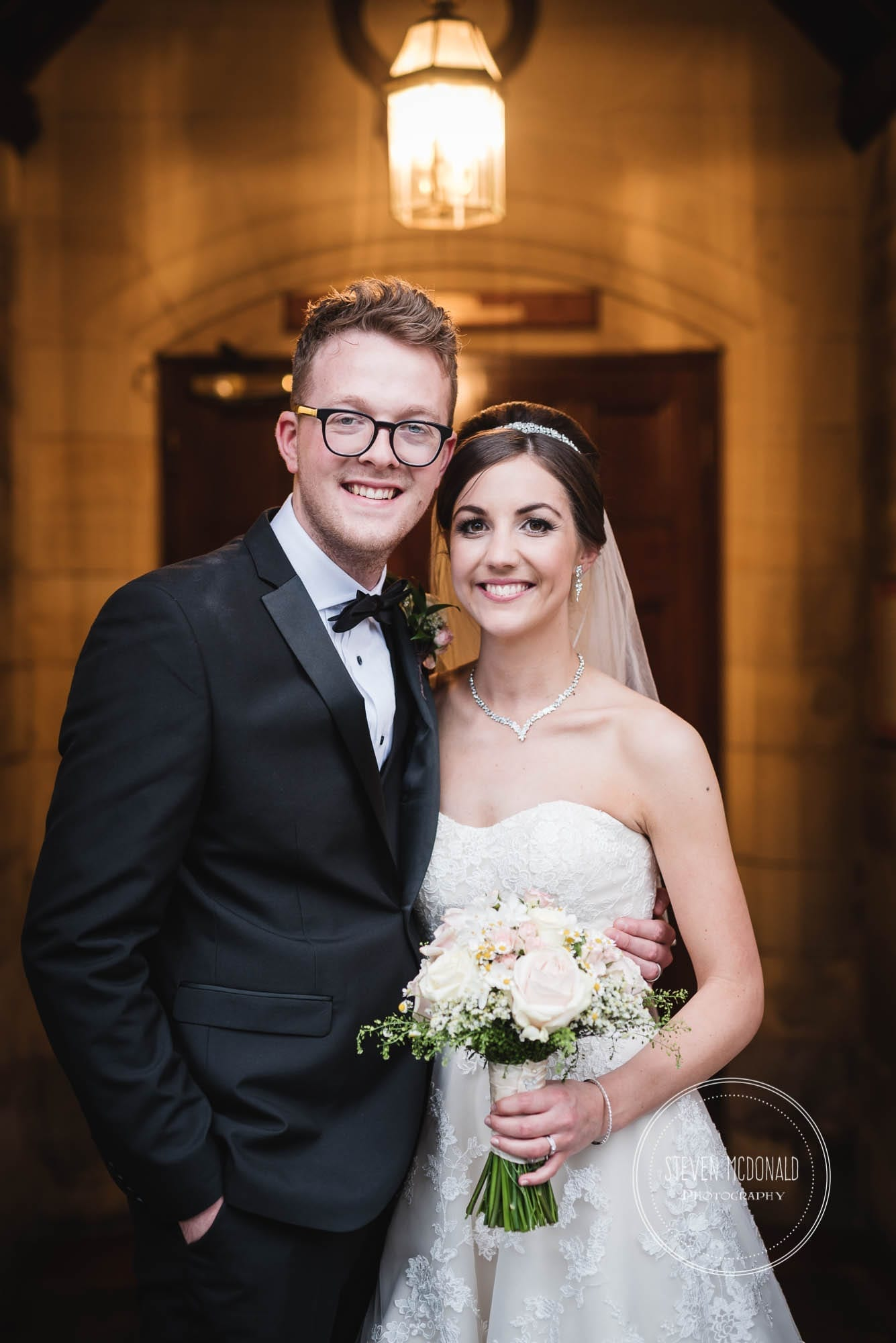 Real Weddings: Grace and Gareth's Sparkling Disney Inspired Wedding
