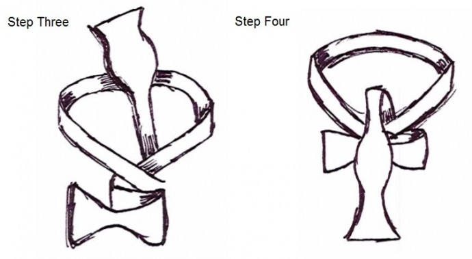 Bow Tie 3 4