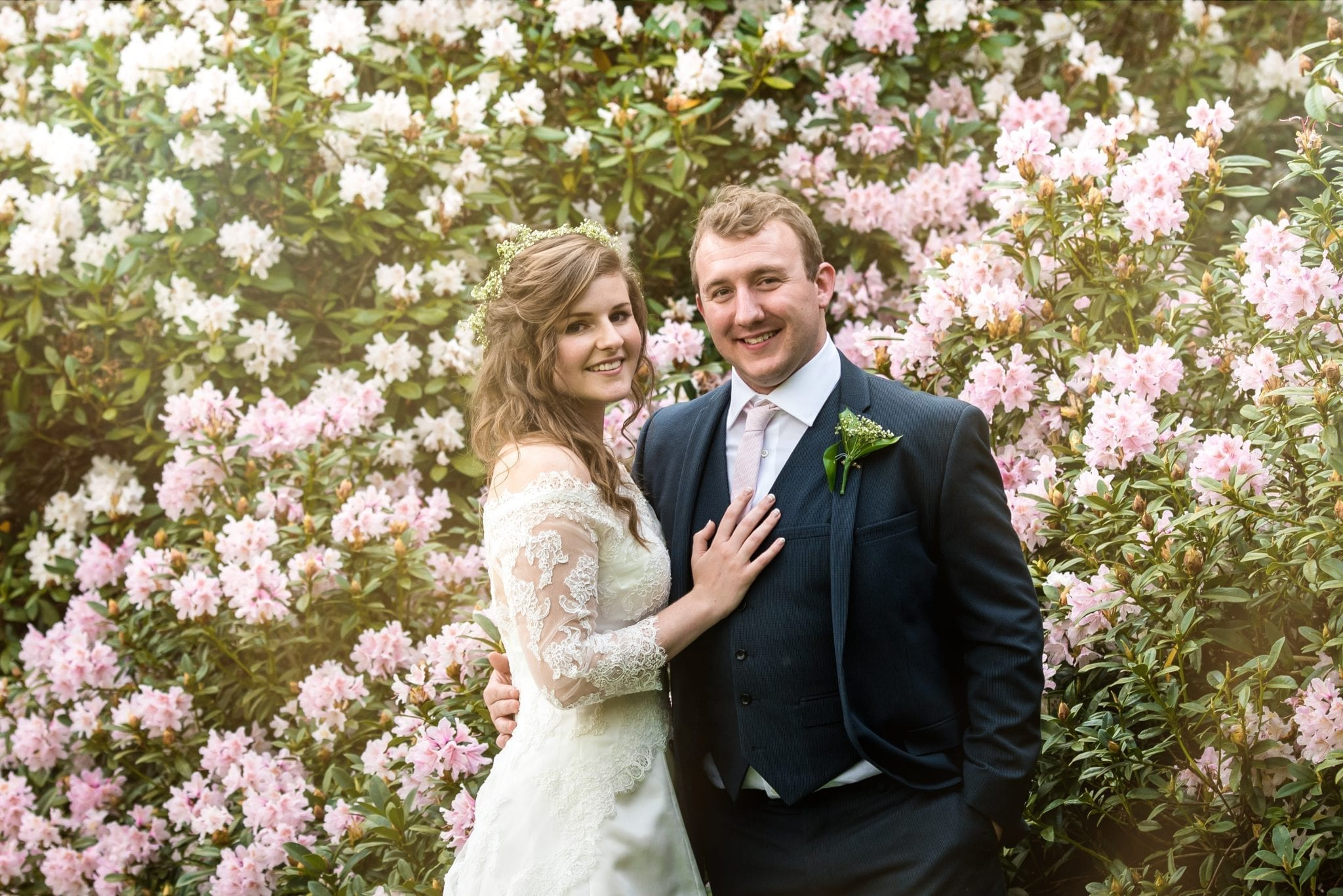Real Wedding: Katie and Joe's Tale as Old as Time