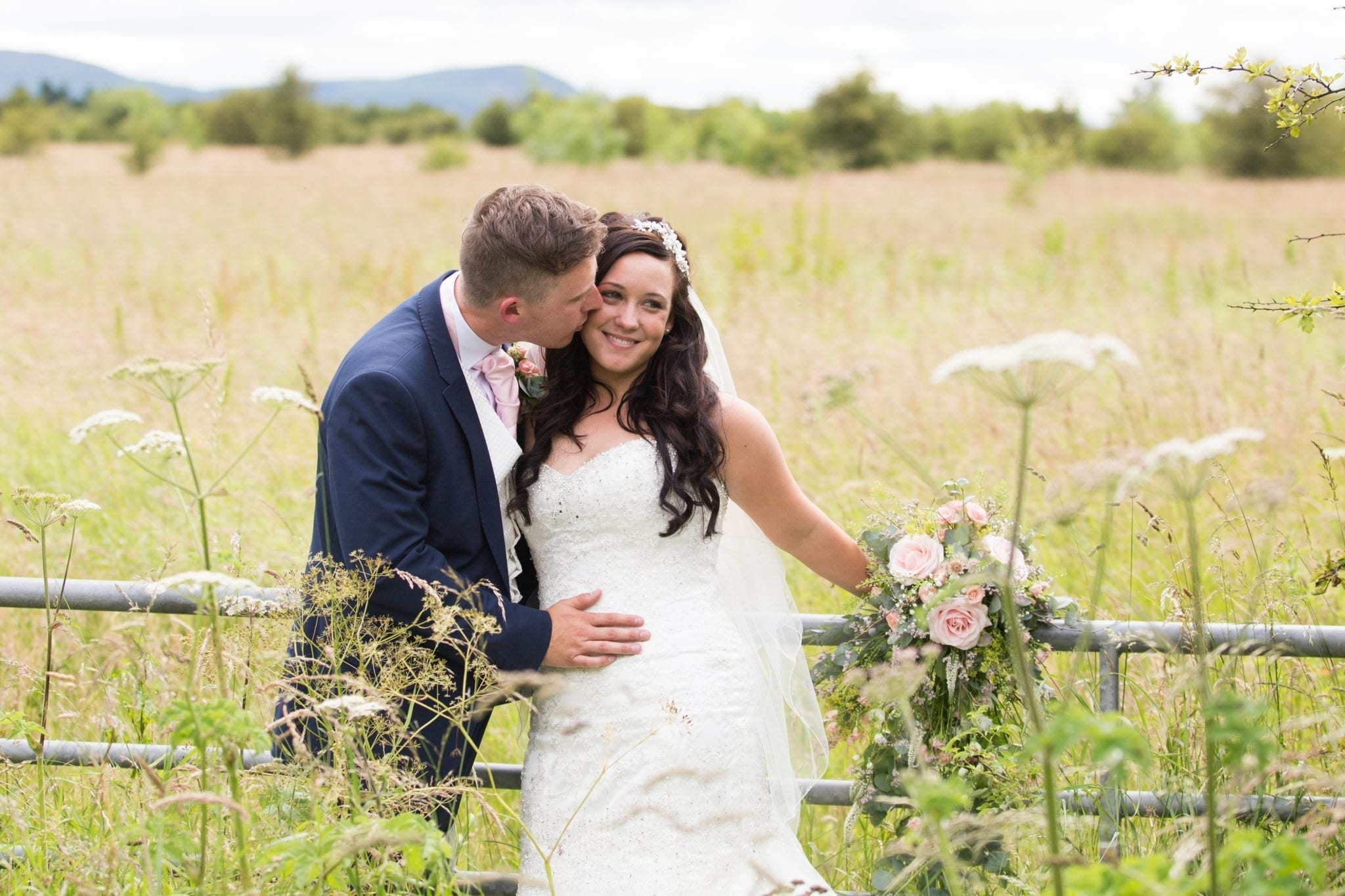 Real Wedding: Abigail and Matthew's Outdoor Inspired Wedding at Whinstone View