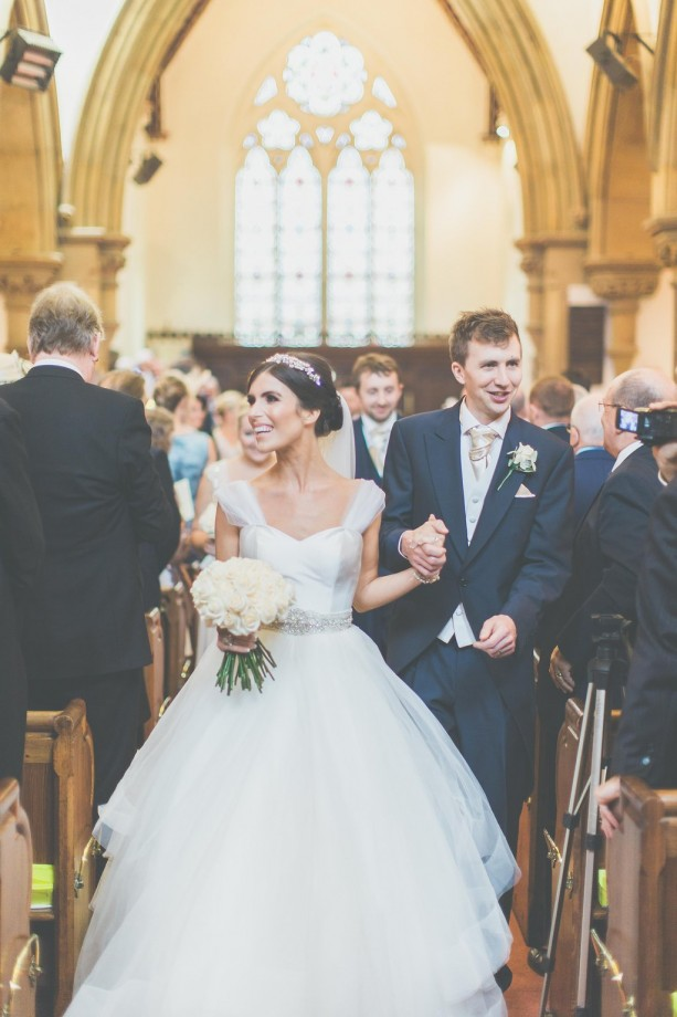 A beautiful , elegant wedding at the Manor House, Great Ayton.