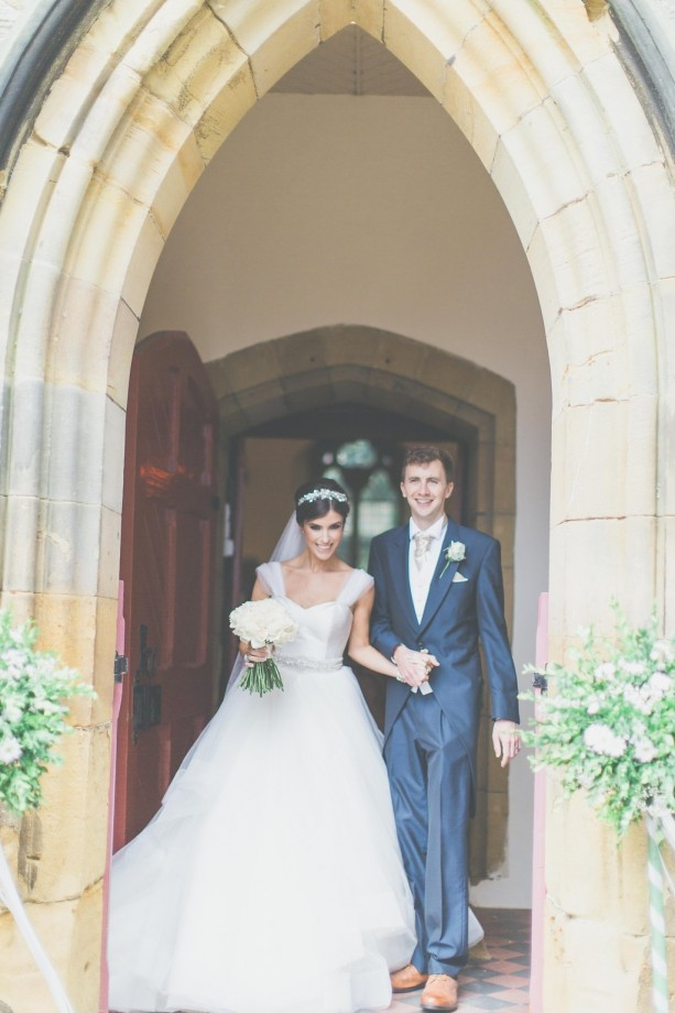 A beautiful , elegant wedding at the Manor House, Great Ayton.