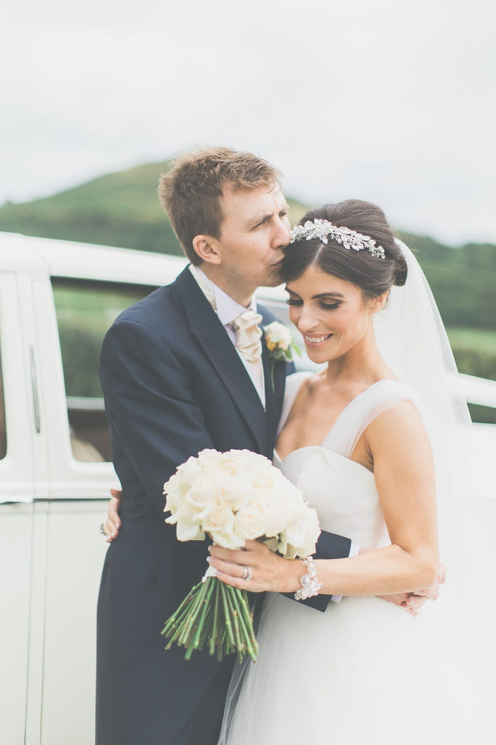 Real Wedding: Katy and Peter's Elegant and Personalised Wedding Day