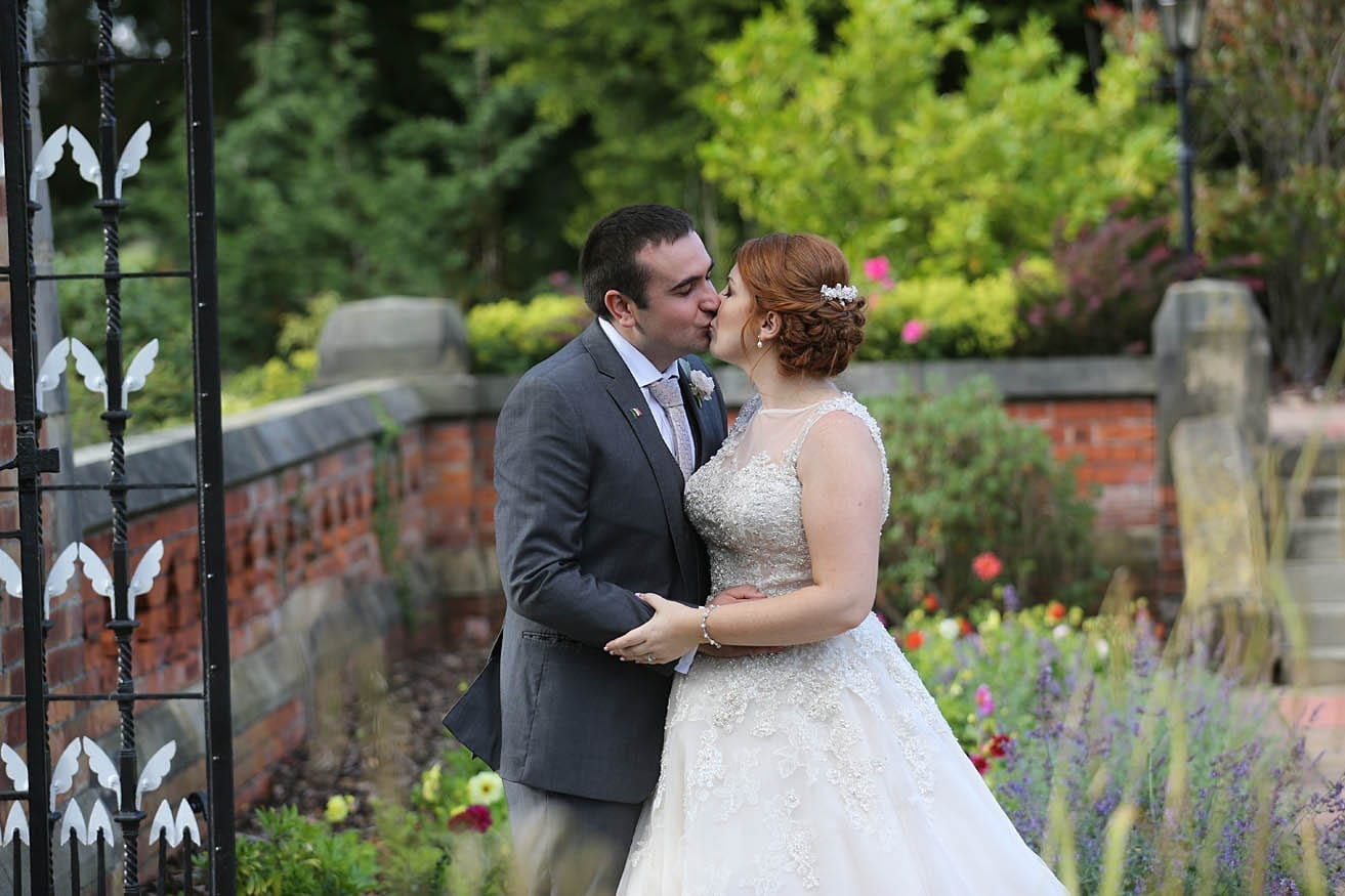 Real Wedding: Stephanie and Martin's Rockliffe Hall Wedding