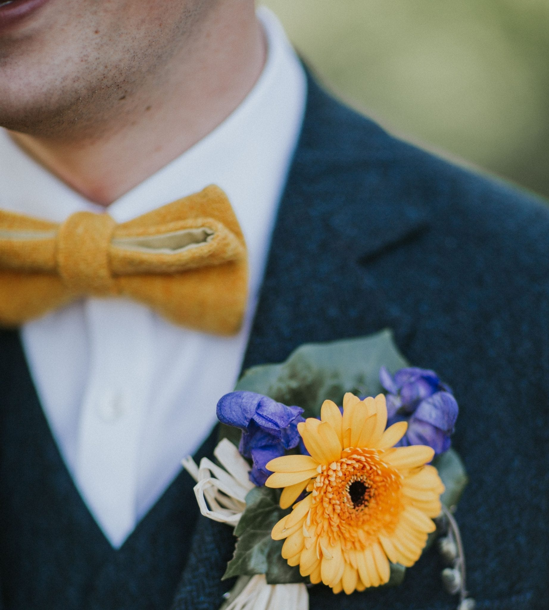 The Groom's Guide – How to Tie a Bow Tie