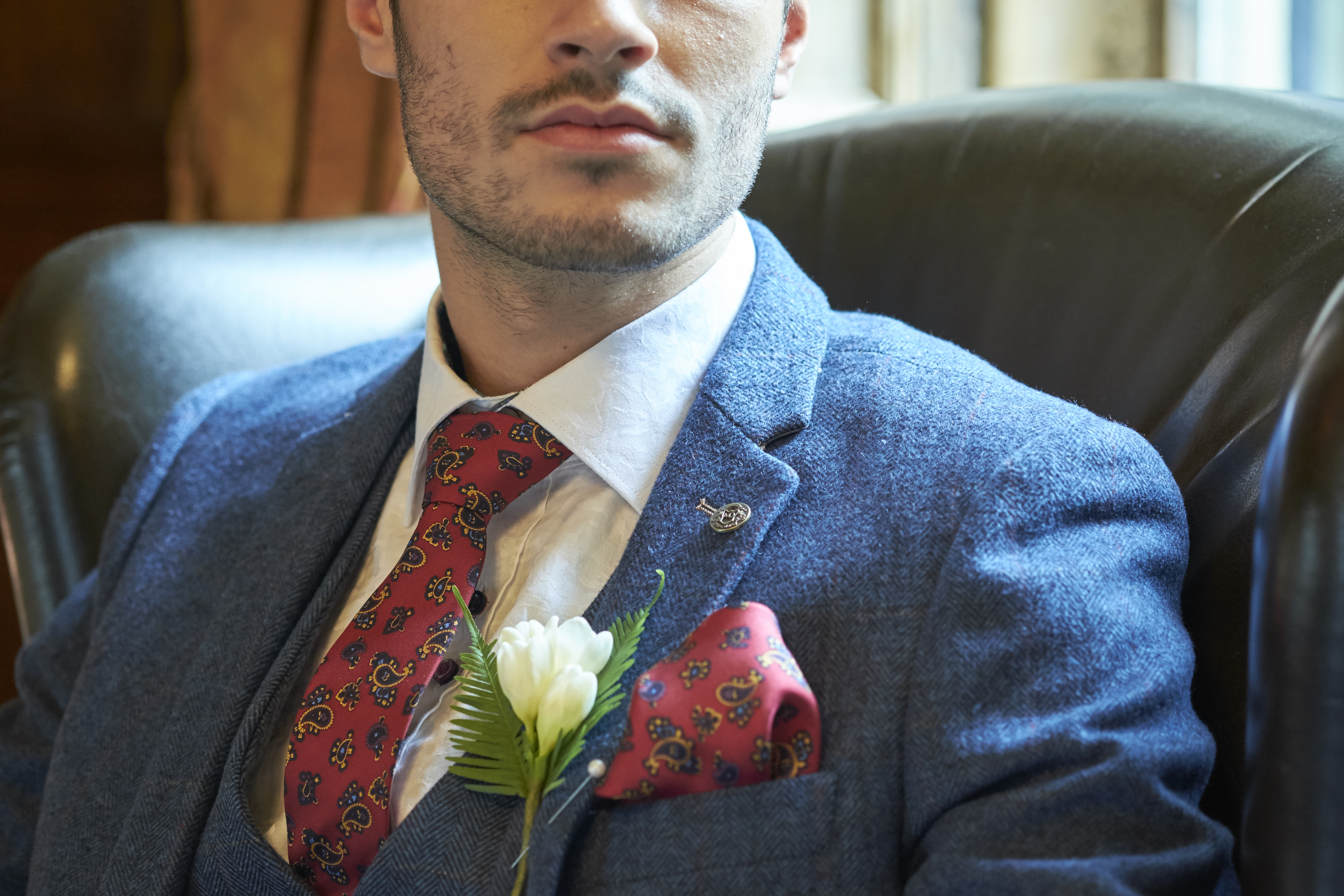 The Groom's Guide – How to Fold a Pocket Square