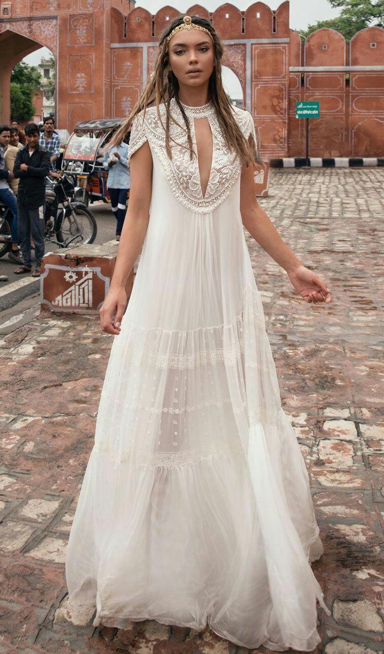 Lior charchy wedding dress
