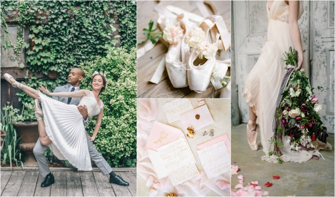 Dream Ballerina Mood Board 1