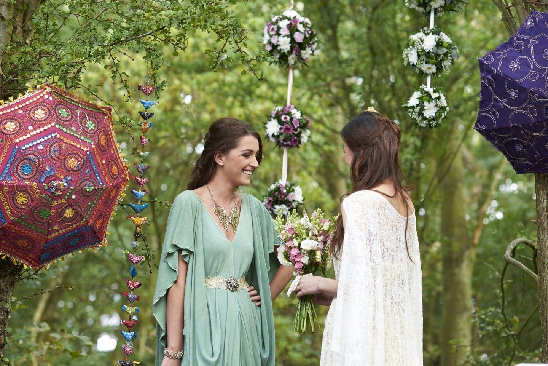 Jewel wedding moodboard