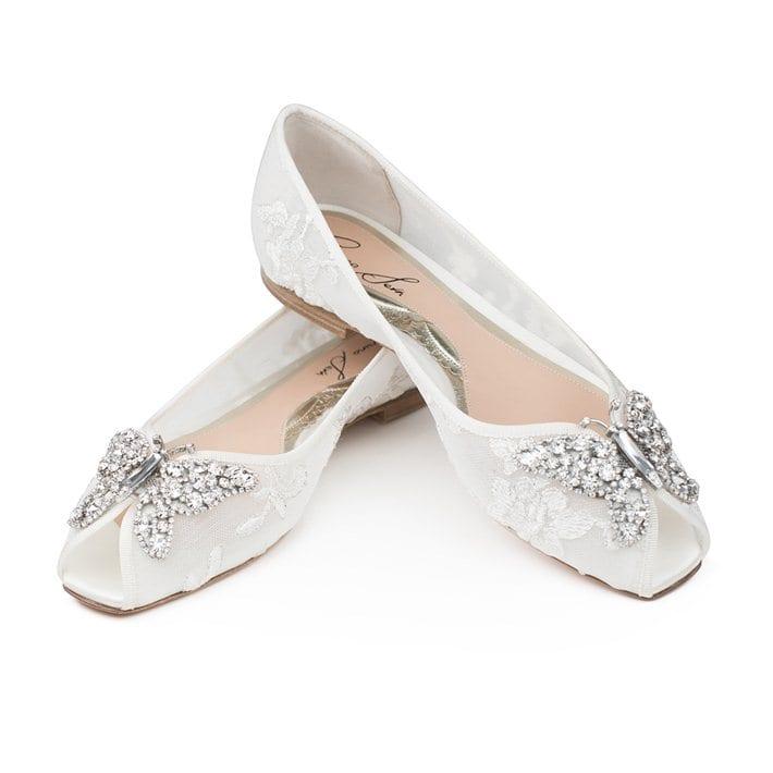 Aruna Seth Ballet pumps
