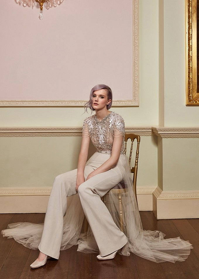 Jenny Packham 2018 Wedding Dress collection Magic
