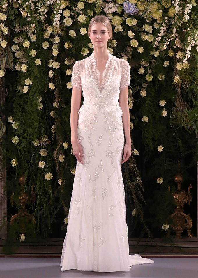 Jenny Packham 2019 Wedding Dress - Dahlia