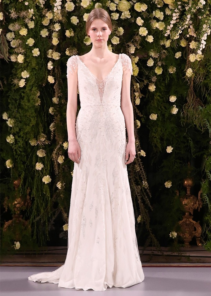 Jenny Packham 2019 Wedding Dress - Alba