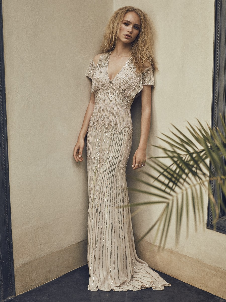 Jenny Packham Wedding Dress - Dare
