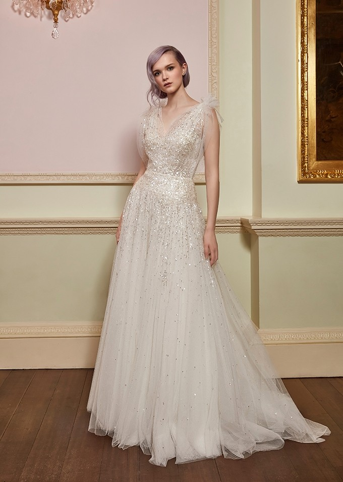 Jenny Packham Wedding Dress - Cosmic