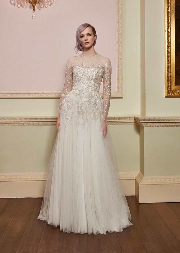 Jenny Packham Wedding Dress Honour