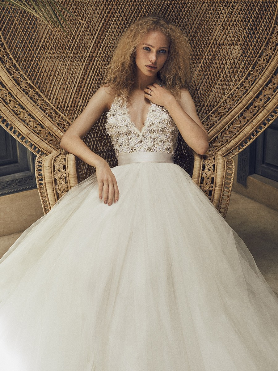 Jenny Packham Wedding Dress - Verity