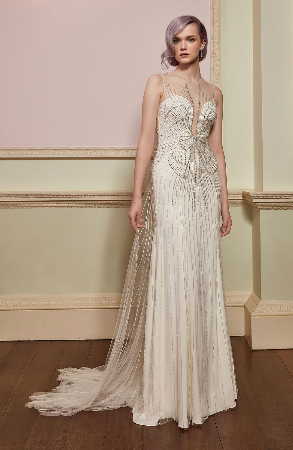 Jenny Packham Wedding Dress - Beau