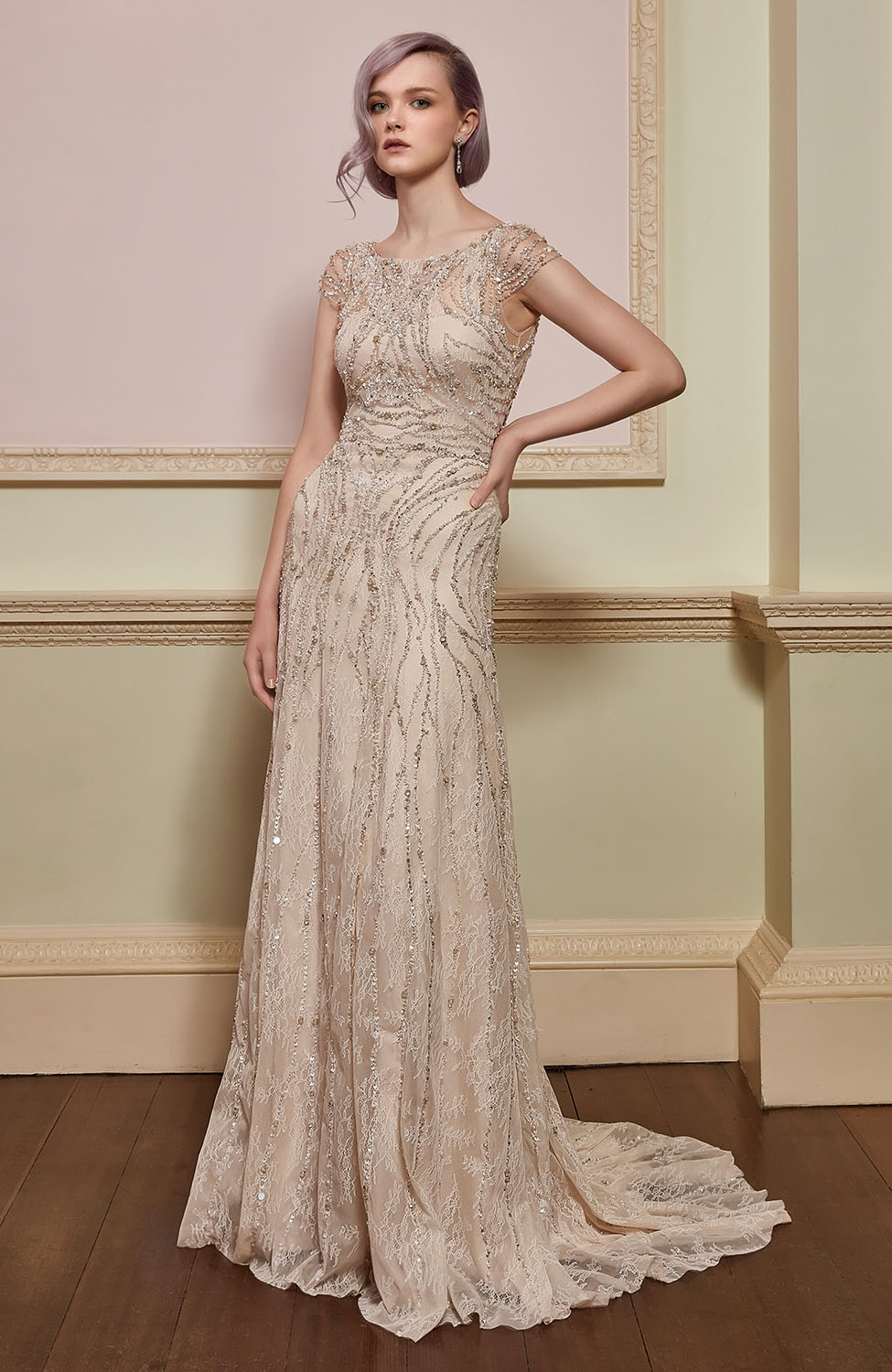 Jenny Packham Wedding Dress collection - Euphoria