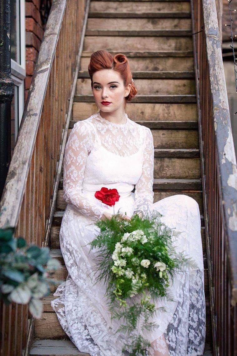 Vintage Wedding styles