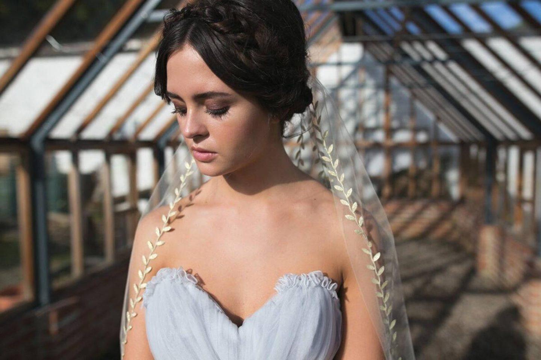 Alternative a wedding veil