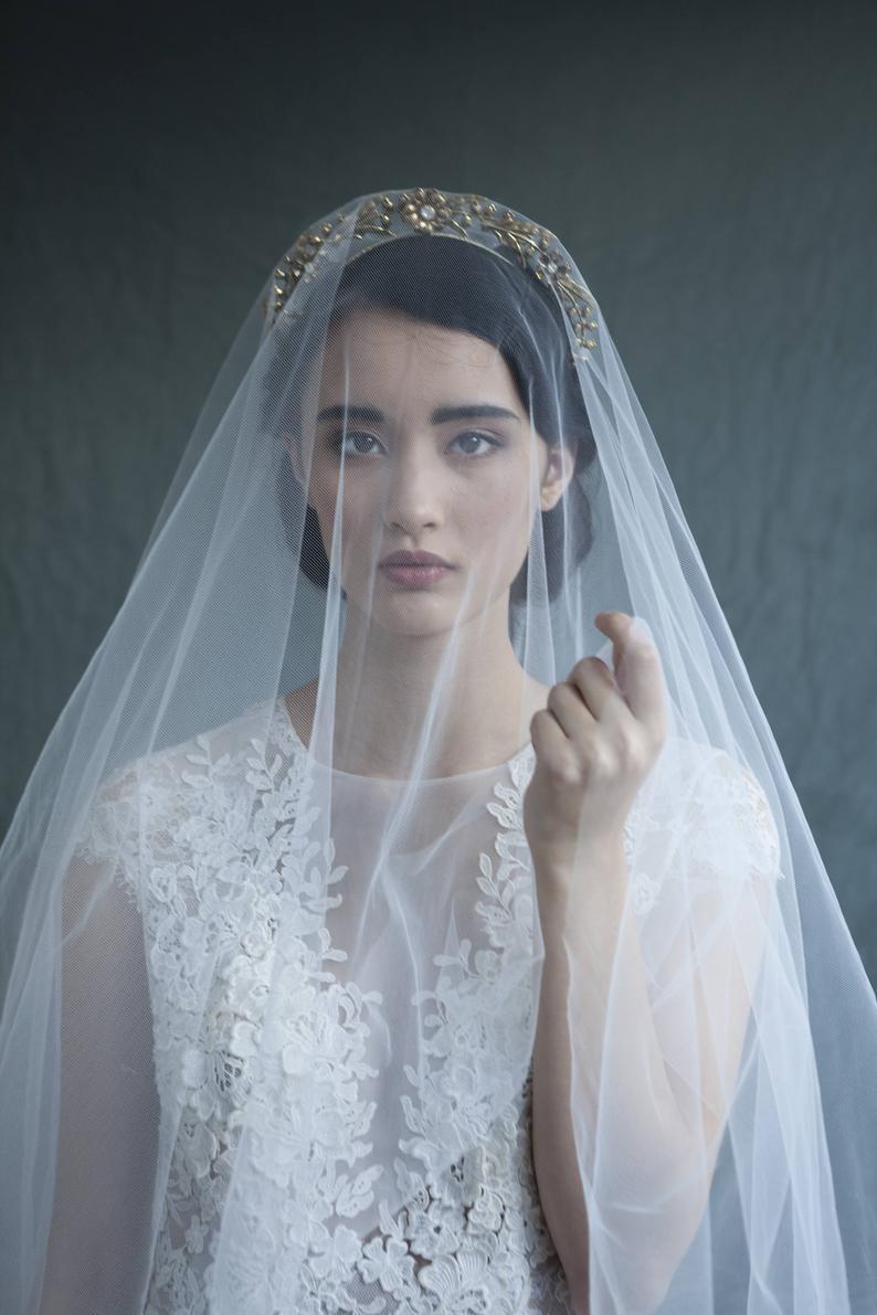 10 Veils fit for a Princess
