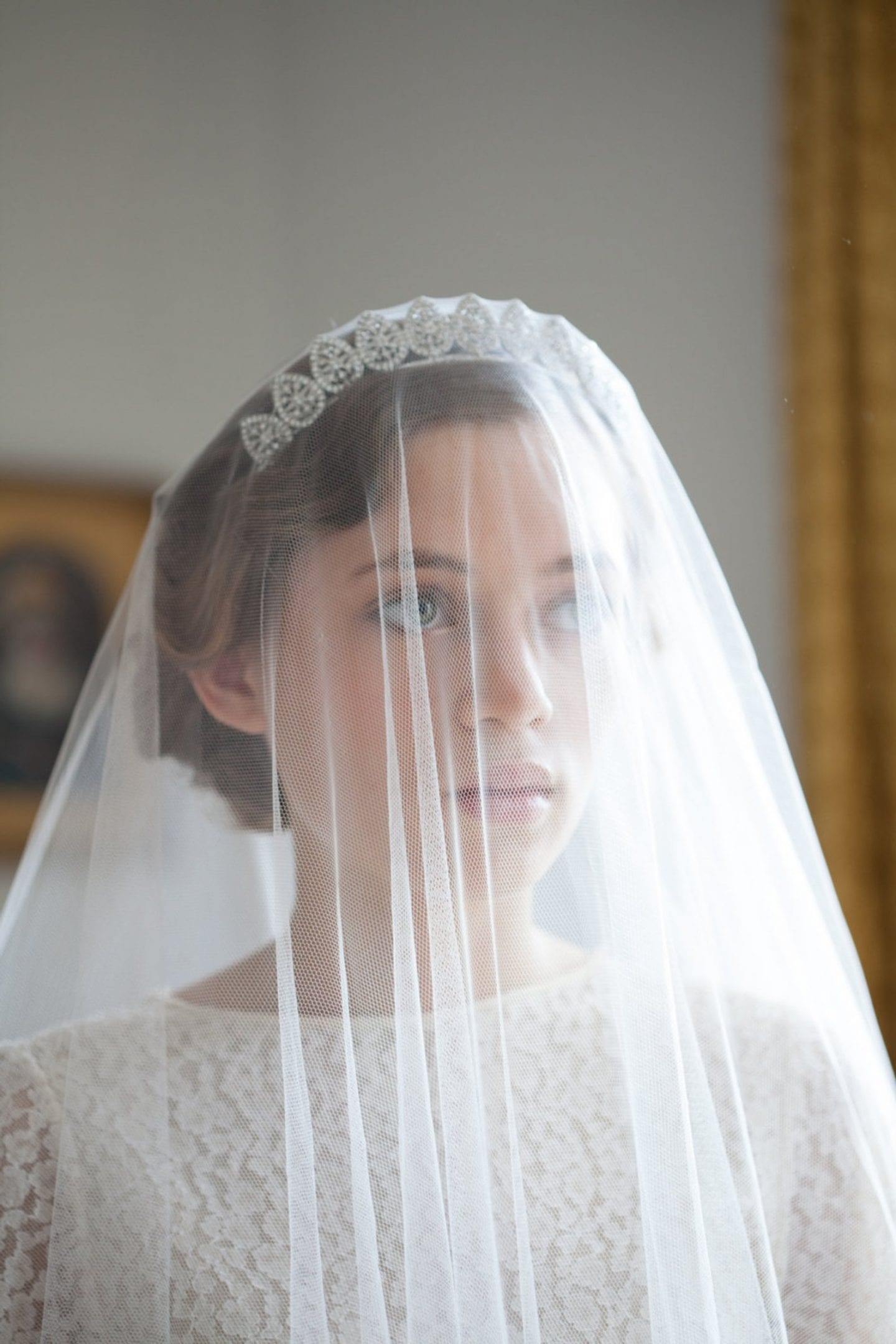 Agnes Hart Wedding Veil