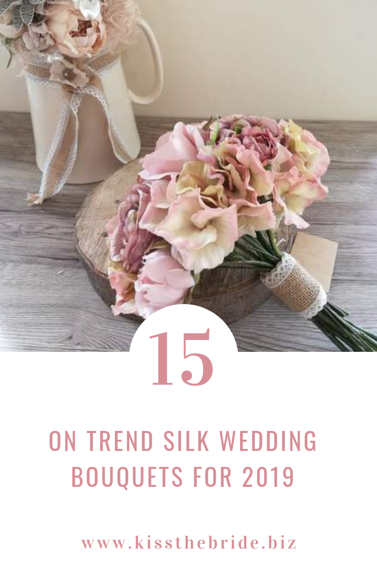 On trend Wedding bouquets