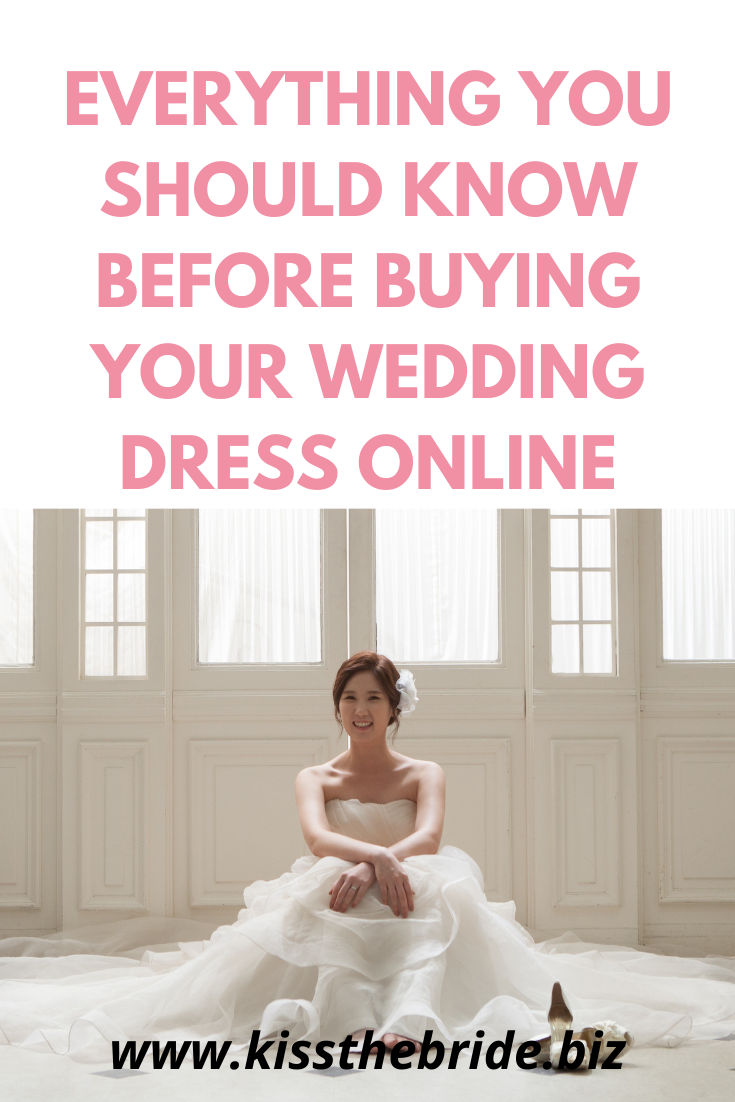 Wedding dress advice