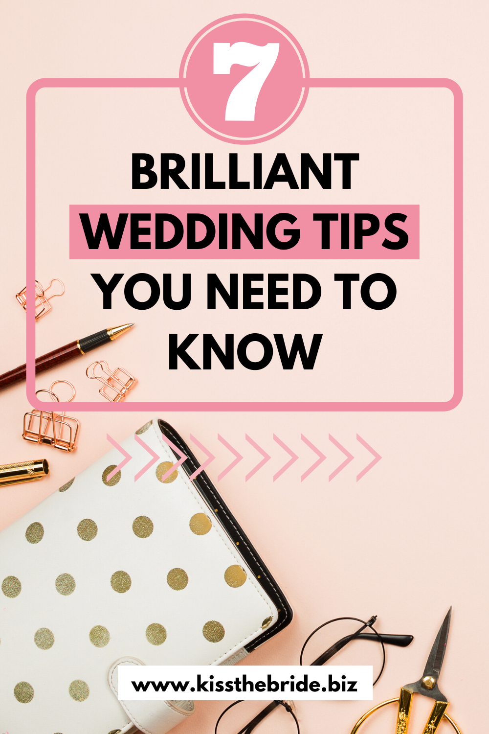 7 wedding tips