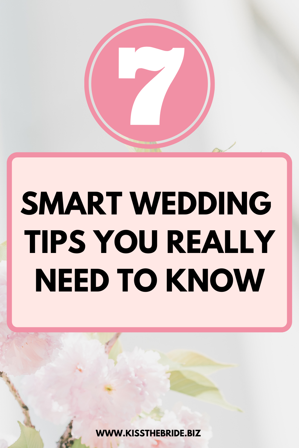 7 Wedding planning tips