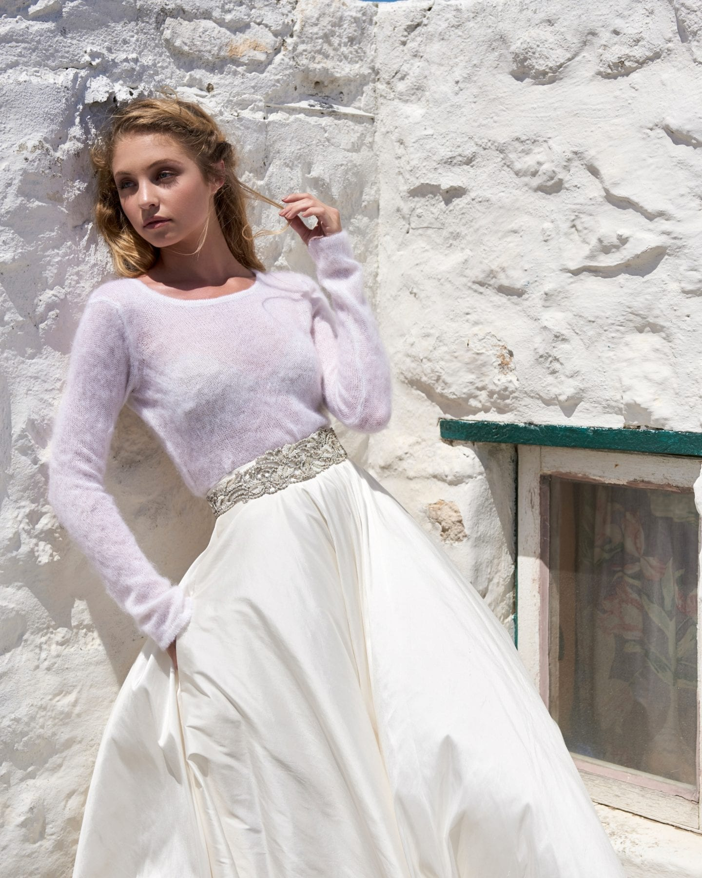 11 Mix and Match Wedding Gown Separates for the modern bride.
