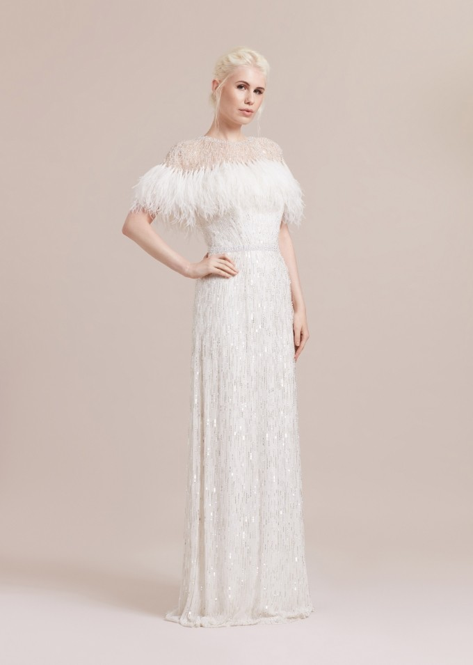 Jenny Packham 2020 wedding dress collection
