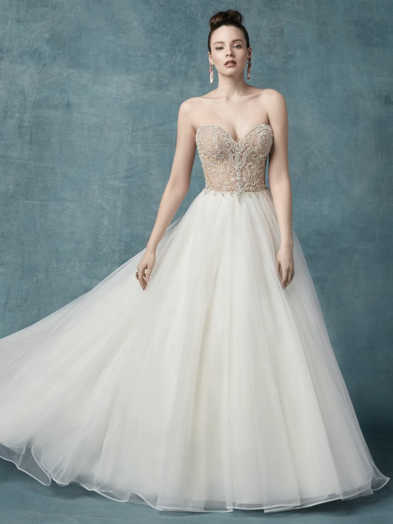32 Timeless Maggie Sottero Wedding Dresses Kiss The Bride Magazine