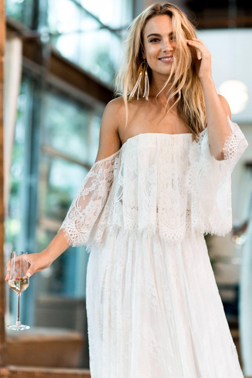 Florence wedding dress