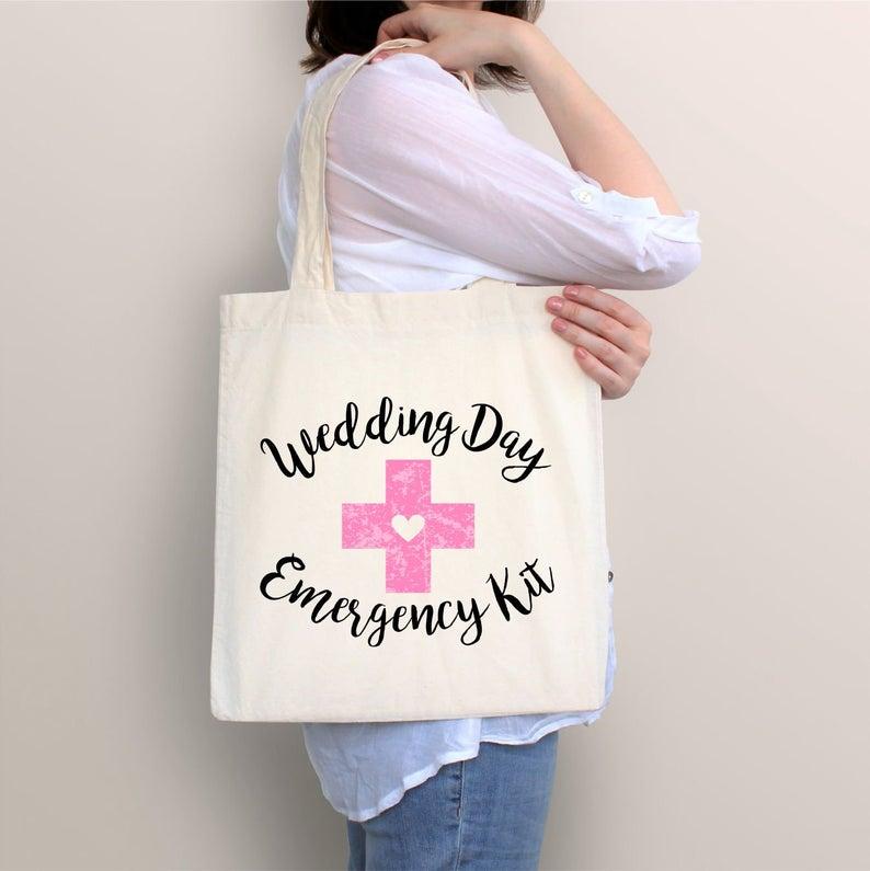 Wedding Day survival Bag