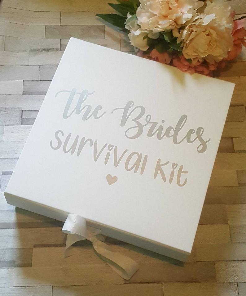 The Brides survival kit