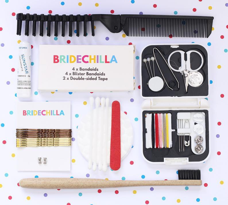 Bridechilla Gift bag