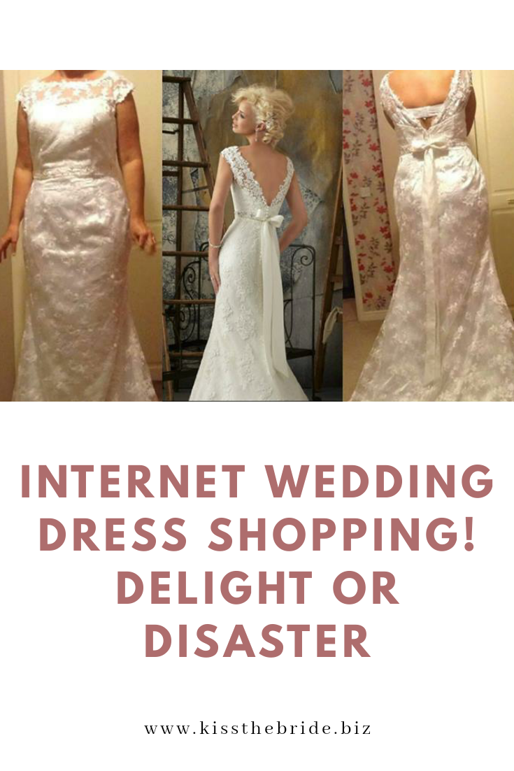 Wedding dress shopping advice
