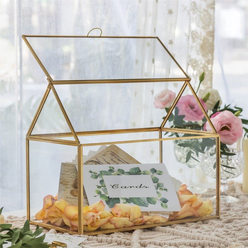 Greenhouse card box