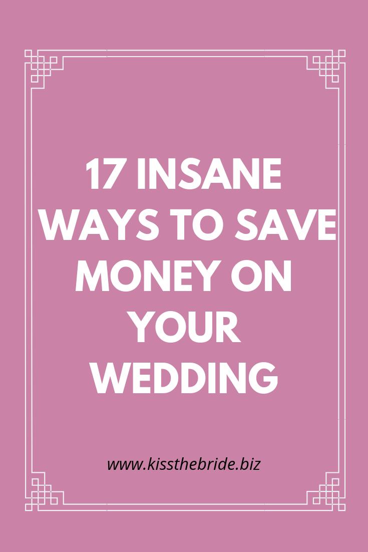 Wedding budget tips