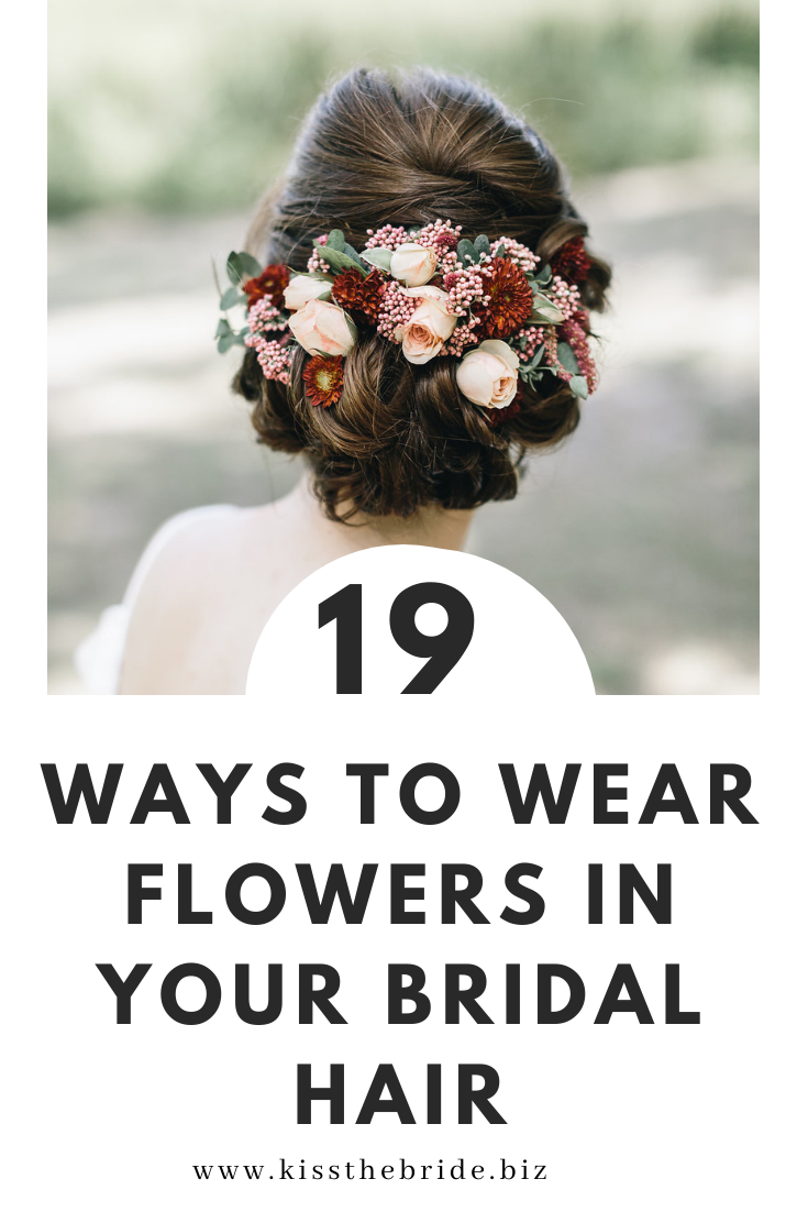 Flower crowns and floral headwear