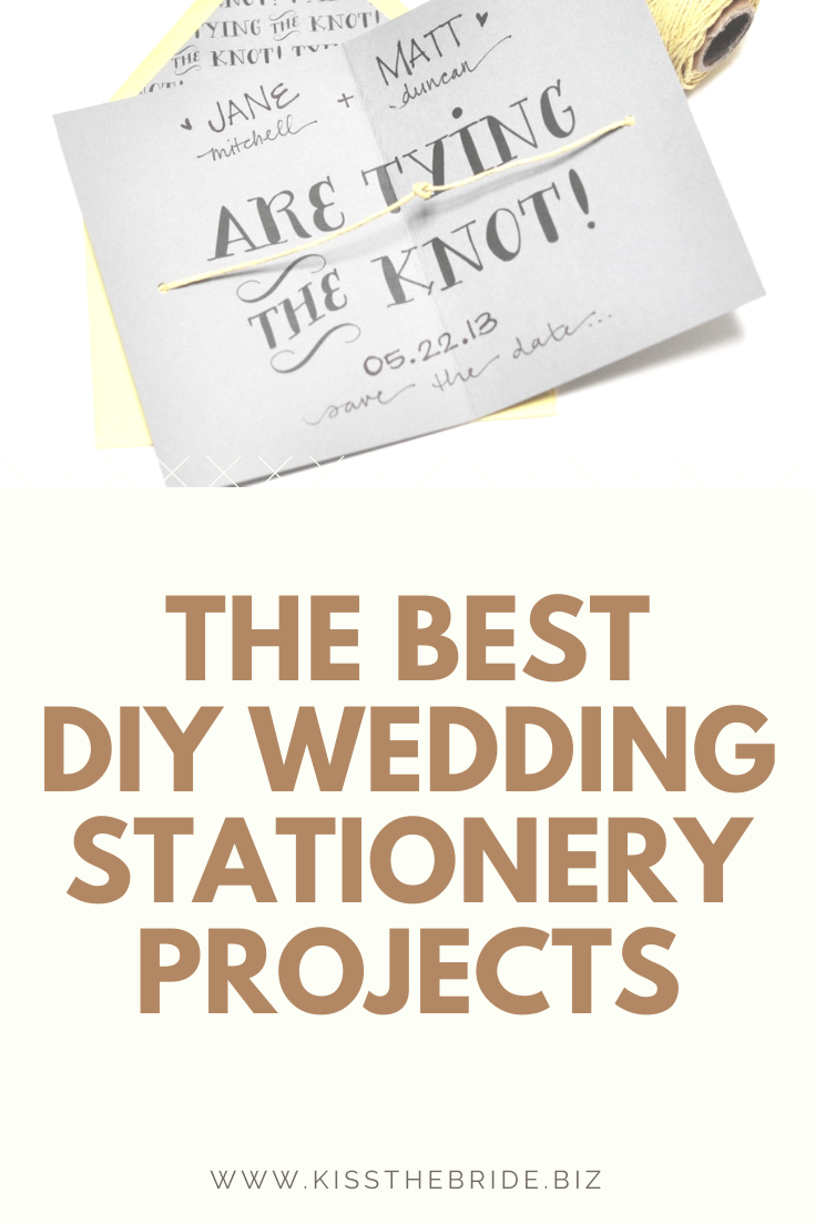 Wedding diy ideas