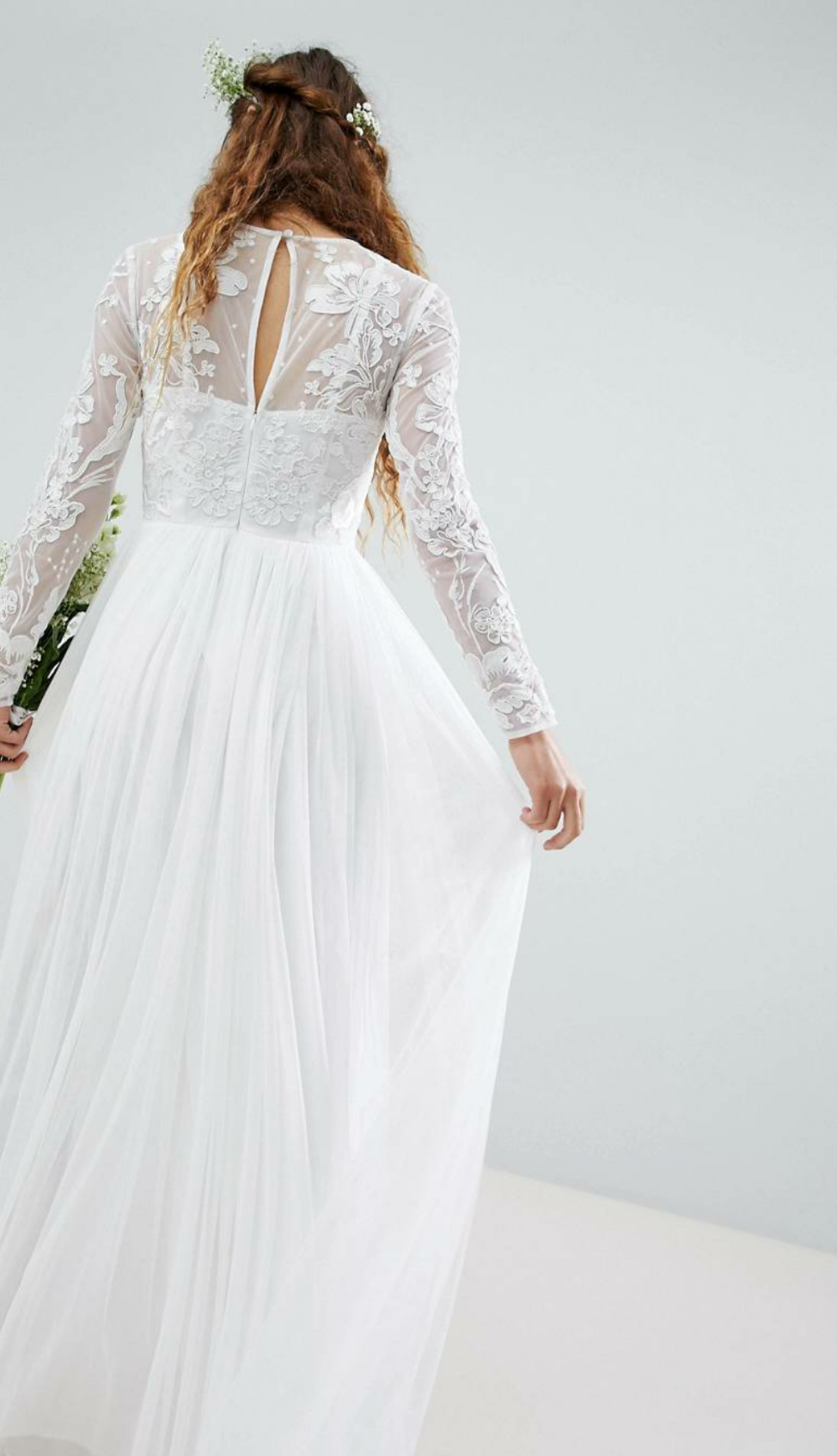 Wedding dress under £200