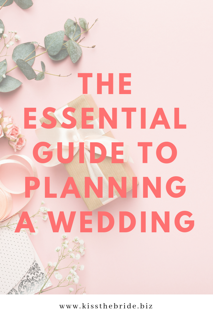 Essential wedding planning guide