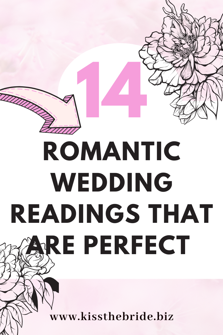 Wedding readings from movies