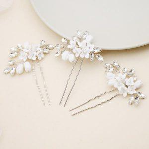 Izzie Bridal Hairpins