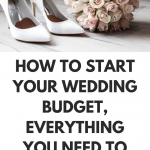 Wedding budget checklist guide