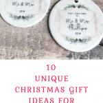 Christmas gift list