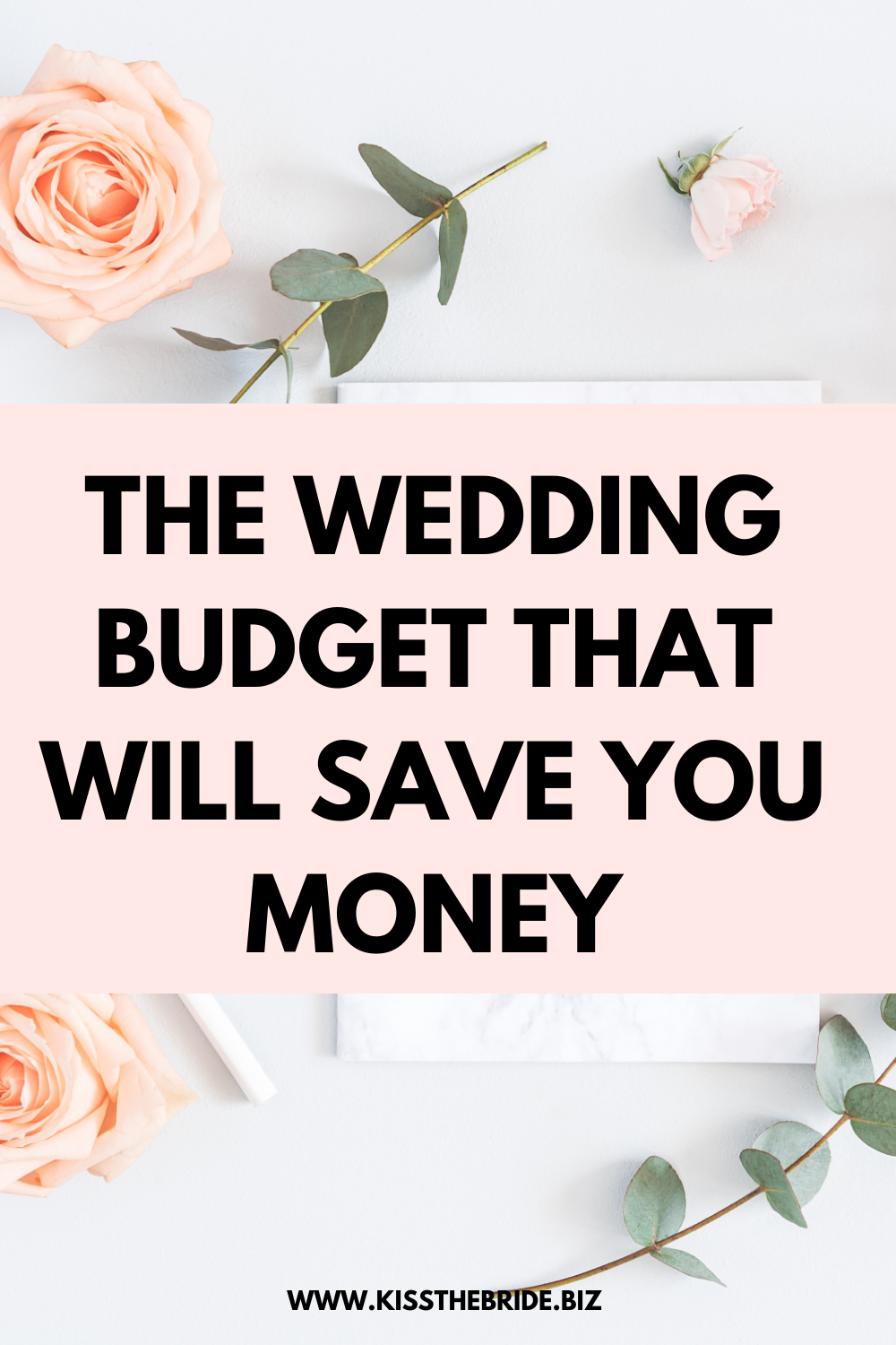 Wedding budget checklist